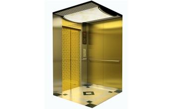 无机房曳引电梯