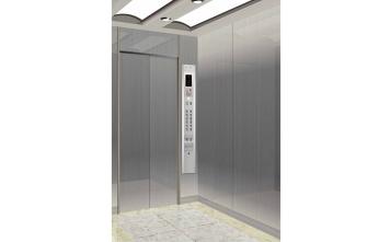 无机房液压电梯