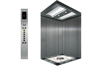 无机房螺杆电梯