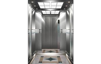 小型的无机房电梯
