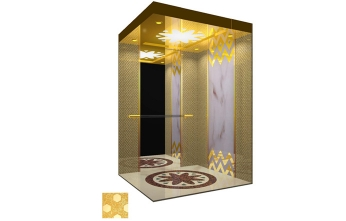 无机房家用电梯装饰