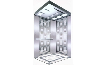 三层小型住宅电梯