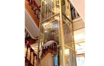 小型2层家用电梯